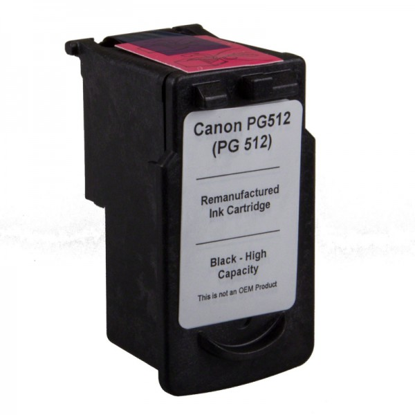 Canon PG-512 Reman for Canon Pixma MP240/260/480