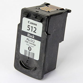 Canon PG-512 for Canon Pixma MP240/260/480