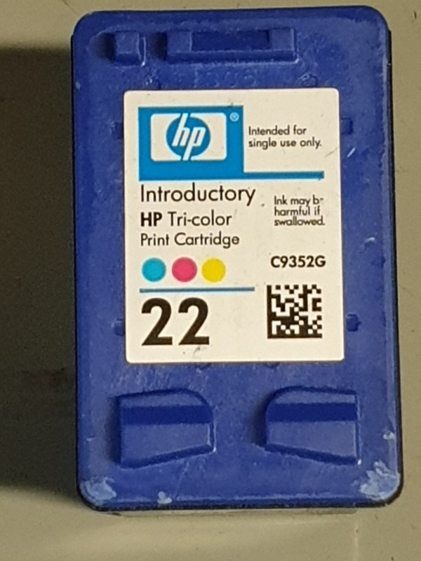 HP 22 / C9352 INTRO for