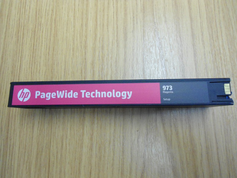 HP 973 Magenta INTRO  for