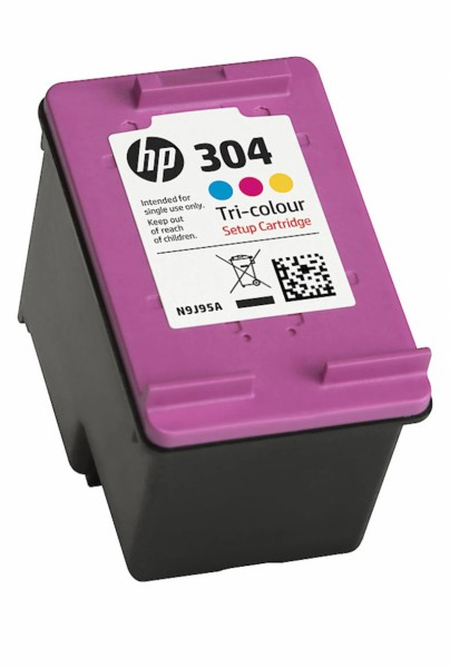 HP 304 Colour (NOT SETUP H)  for