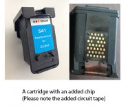 Canon CL-541 Colour (EXTRA CHIP) Reman for