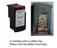 Canon PG-512 Black (EXTRA CHIP) Reman for