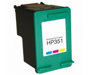 HP351 / CB337EE Colour (REFILLED) for