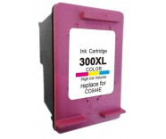 HP 300XL Colour / C644E Refilled for