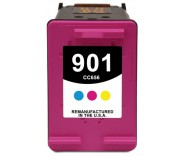 HP 901 Colour / CC656A REFILLED for