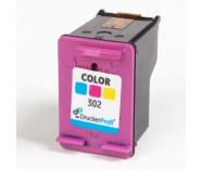 HP 302 / F6U65AE Colour Refilled for