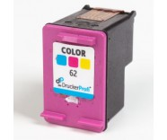 HP62 / C2P06A Colour (REFILLED) for