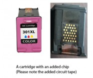 HP 301XL / CH564EE Colour (EXTRA CHIP) Reman for