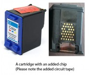 HP 57 / C6657A Colour (EXTRA CHIP) Reman for