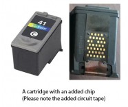Canon CL-41 Colour (EXTRA CHIP) for