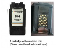 Canon CL-546 Colour (EXTRA CHIP) for
