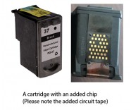 Canon PG-37 Black (EXTRA CHIP) for