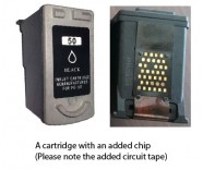 Canon PG-50 Black (EXTRA CHIP) for