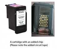 Canon PG-540XL Black (EXTRA CHIP) for