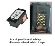 Canon PG-545 Black (EXTRA CHIP) for