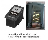 Canon PG-545XL Black (EXTRA CHIP) for