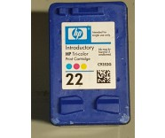 HP 22 / C9352G INTRO for