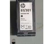 HP 61 / 301 B3B27A Black (INSTANT INK LARGE) for