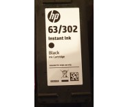 HP 63 / 302 E5Z02A Black (INSTANT INK LARGE) for